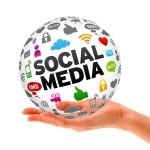 Популярные социальные сети в мире