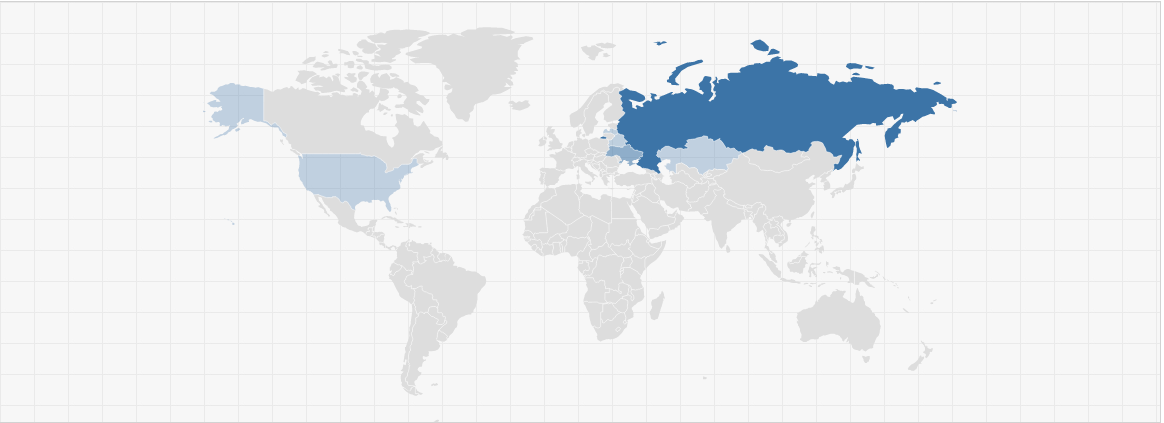 Проверка обратных ссылок Ahrefs география