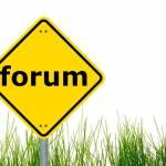 Размещение ссылок на форумах