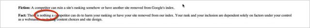 SEO-эксперимент черное SEO - первая позиция Google